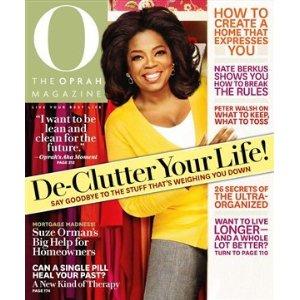 Oprah winfrey clutter